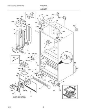 FFHB2740PSBA | Appliance Parts HQ