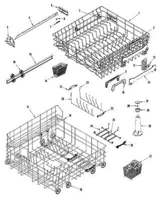Kitchenaid Washing Machine Diagram Washer Diagram Wiring