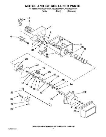 Ge Refrigerator Schematic Electrical GE Wiring Schematic