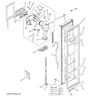 Kitchenaid Superba Wiring Diagram, Kitchenaid, Free Engine