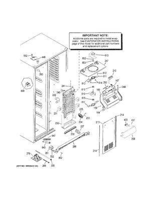 WG03F01470 : GE Refrigerator Light Bulb Socket