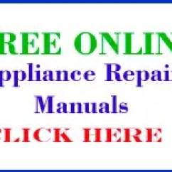Maytag Dishwasher Wiring Diagram Outlet Repair Diy Service Maintenance Appliance Manuals