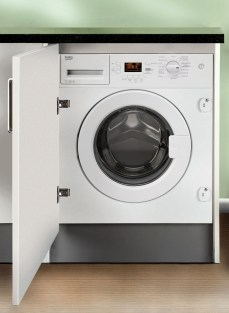 Beko WMI71641 Integrated Washing Machine