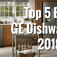 Kitchen Dishwashers Giagni Fresco Stainless Steel 1-handle Pull-down Faucet Top 5 Best Ge 2018 Appliances Connection