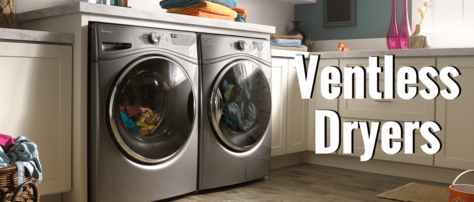 hight resolution of vented vs ventless dryers
