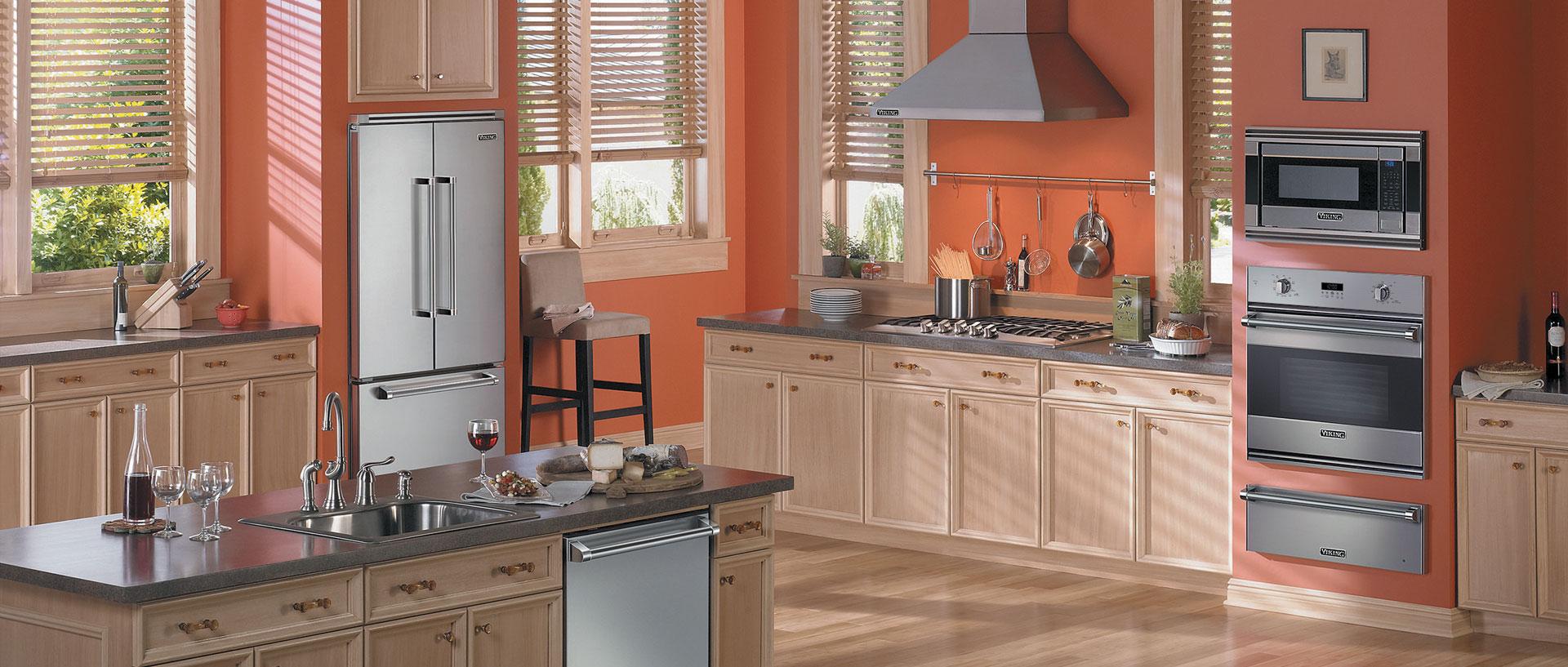 Viking Kitchen Appliance Package Deals  Dandk Organizer