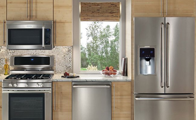 What S The Best Appliance Finish For Your Kitchen In 2019