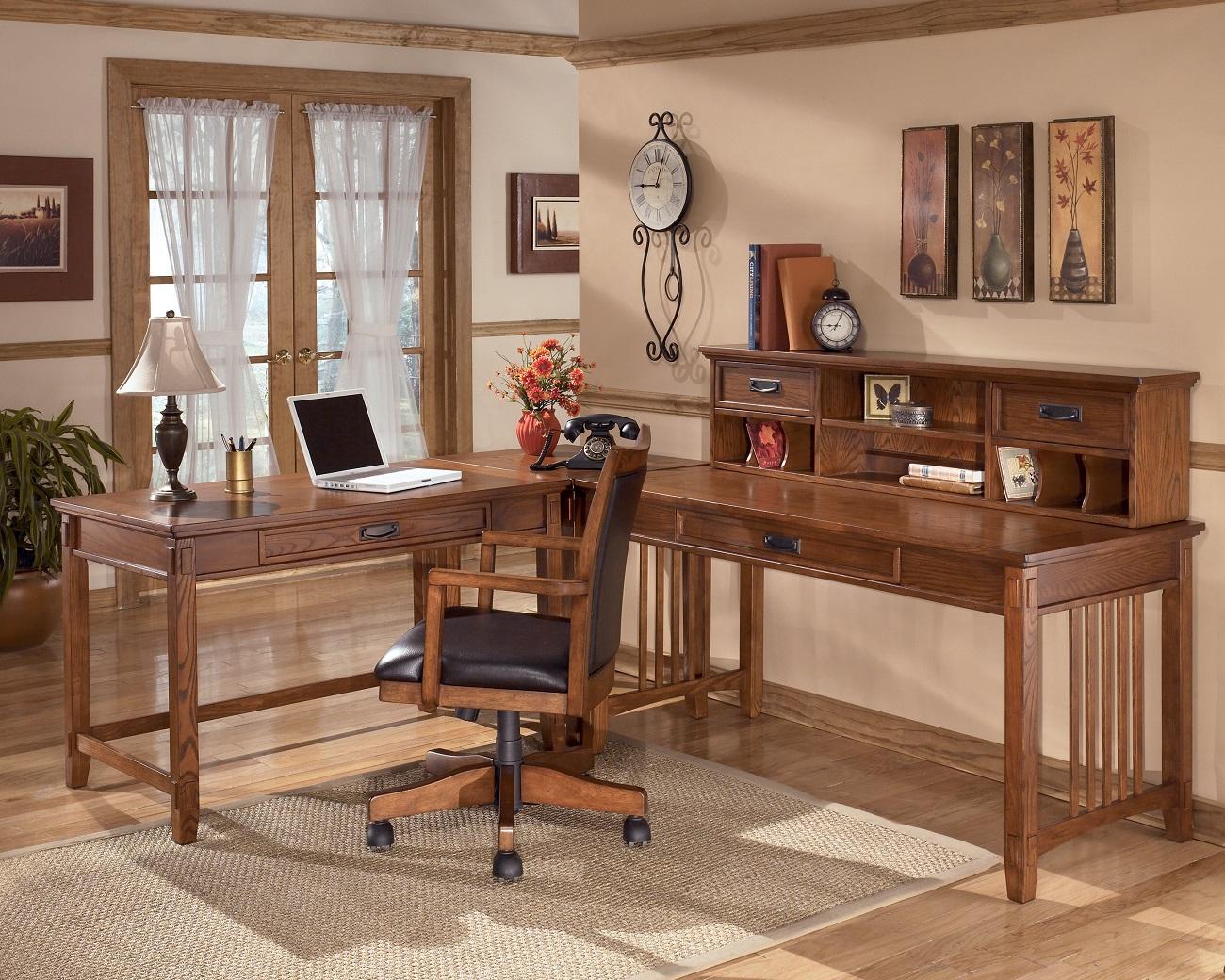 Cross Island Desk