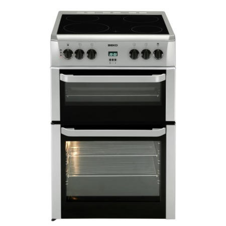 beko electric cooker wiring diagram er for banking system bdvc664s silver double oven 60cm appliances