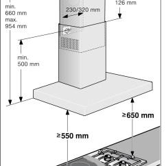 Wiring Diagram For Extractor Fan Club Car Battery 36 Volt Bosch Dwa074w50b Classixx 70cm Stainless Steel Chimney