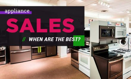 When Are The Best Appliance Sales?