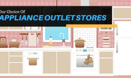 Where to Shop – Our Choice of Appliance Outlet Stores