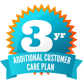 Additional 3 Year Customer Care Plan | Appliances Online