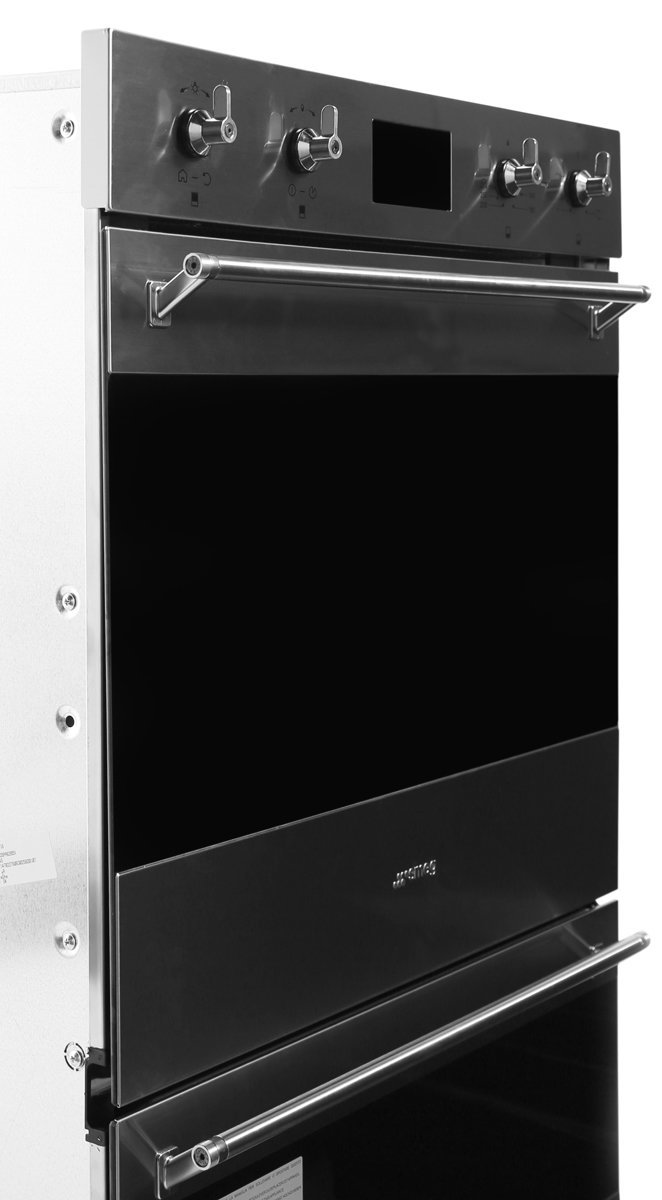 smeg double oven wiring diagram off grid solar pv dospa6395x 60cm built in pyrolytic electric appliances online