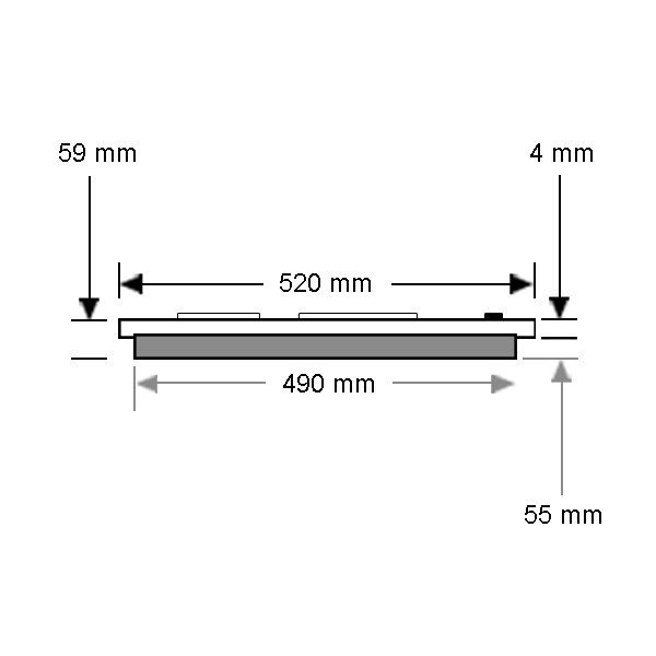 smeg induction hob wiring diagram tekonsha p3 prodigy electric trailer brake controller sihp264s cooktop appliances online