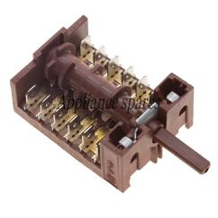 Stove Switch Wiring Diagrams 6pin To 8pin Adapter Defy 6 Position Multifunction Oven Selector 7la
