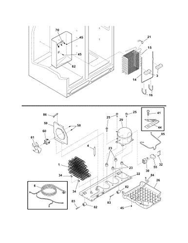297216037 Frigidaire Freezer Control-Temperature