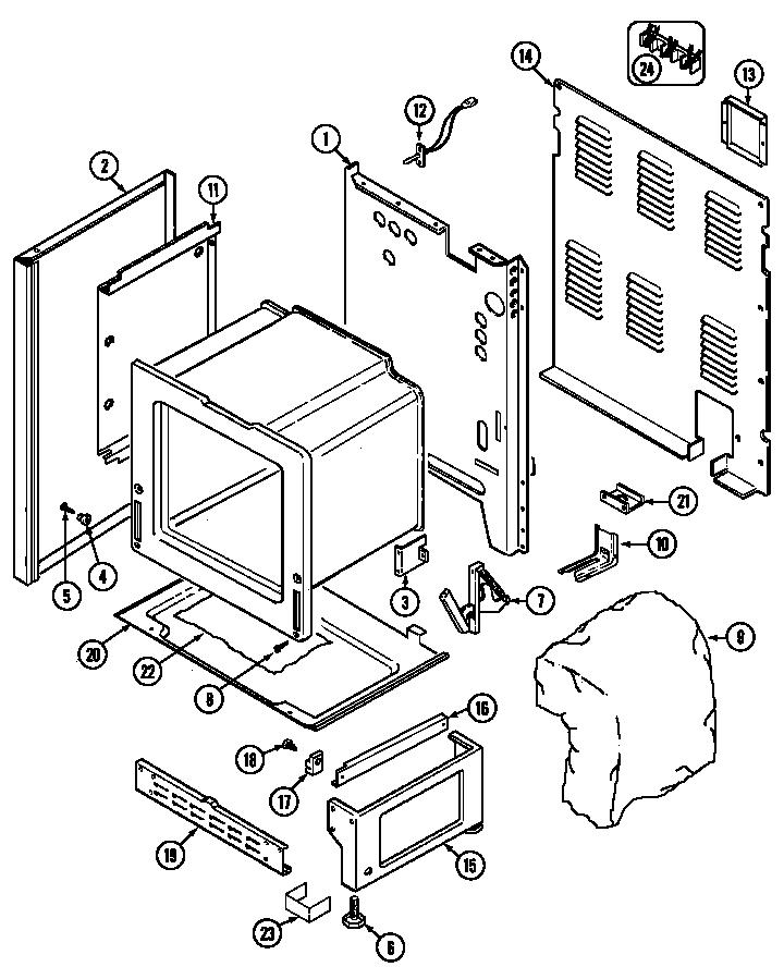 Magic Chef Fridge Wiring Diagram