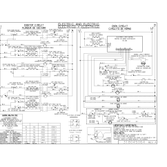 Electric Stove Wiring Diagram Ecu Honda Civic Kenmore 790461233 Range Timer Clocks And