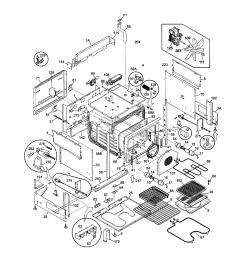 79046803993 elite electric slide in range body parts diagram [ 1696 x 2200 Pixel ]