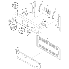 Electric Stove Wiring Diagram 2005 Subaru Stereo Kenmore 79095042503 Range Timer Clocks