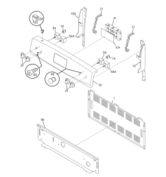 79095042503 electric range backguard parts diagram [ 1700 x 2200 Pixel ]