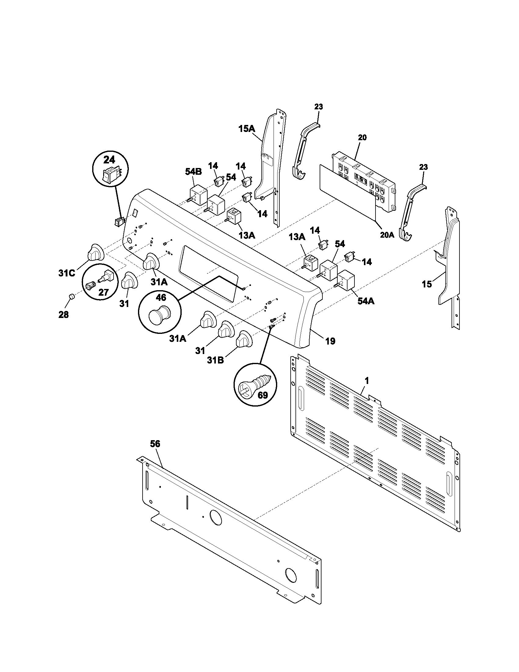 2003 Honda Element Cooling System Diagram