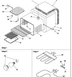 art6511ww electric range cavity parts diagram [ 816 x 1037 Pixel ]