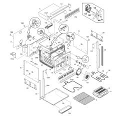 Frigidaire Gallery Dishwasher Parts Diagram 2002 Mitsubishi Galant Engine Cgeb27s7cb1 Electric Walloven Timer Stove