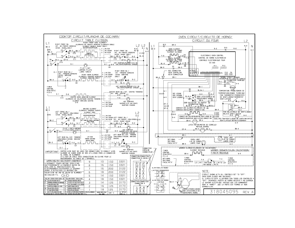 medium resolution of frigidaire stove wiring diagram schema diagram database wiring diagram for frigidaire stove