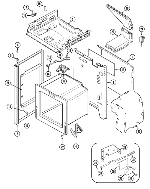 small resolution of maytag crg9700cae timer stove clocks and appliance timerscrg9700cae range body parts diagram