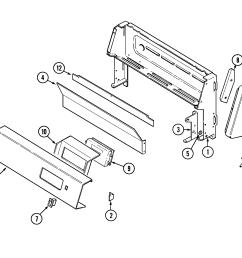 crg9700cae range control panel parts diagram wiring information parts diagram [ 1961 x 1797 Pixel ]