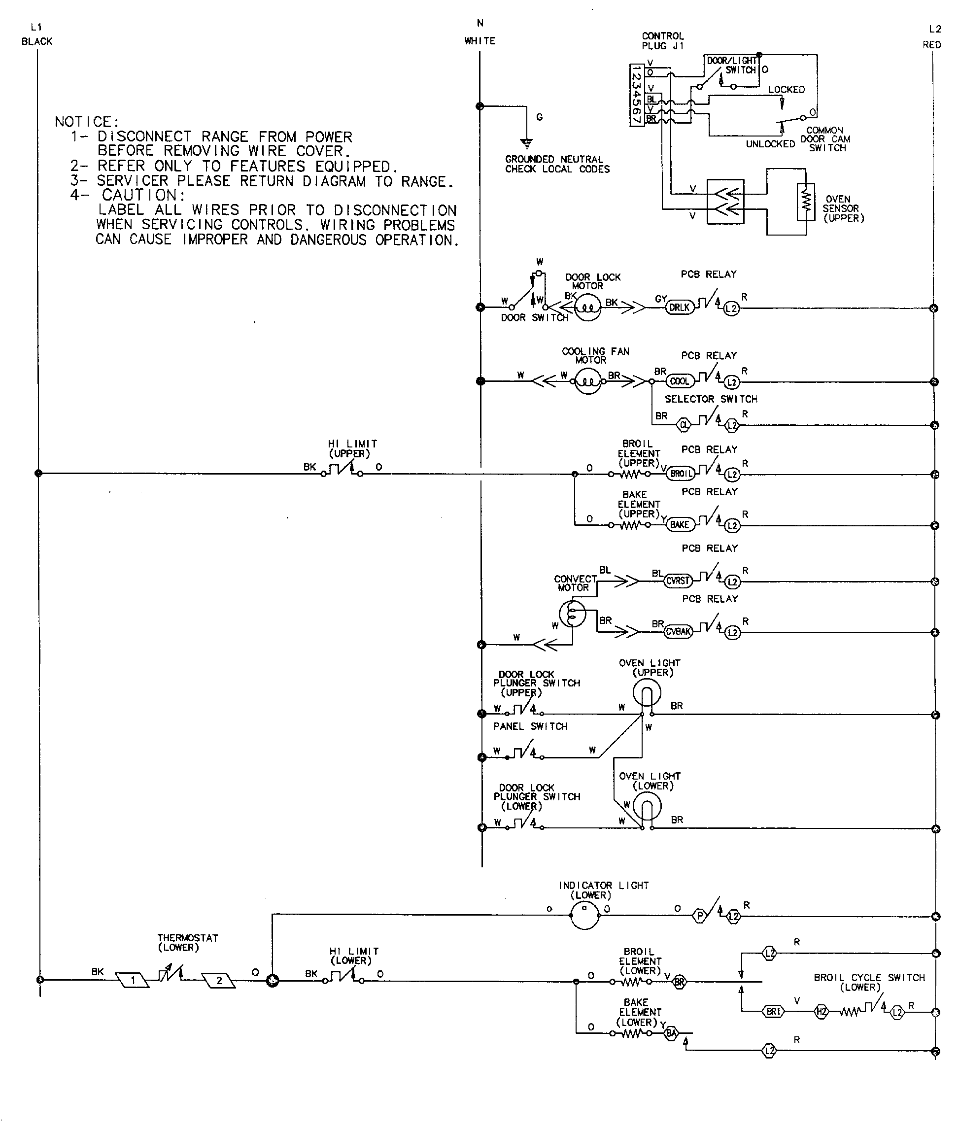 Burner Control Wiring Diagram Honeywell Ra890f 7800
