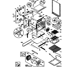 Frigidaire Gallery Dishwasher Parts Diagram Volkswagen Golf Mk4 Wiring Fef389wfcd Electric Range Timer - Stove Clocks And Appliance Timers