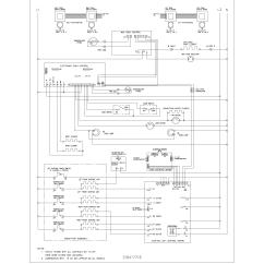 Electric Range Wiring Diagram 2000 Dodge Stratus Ignition Frigidaire Glefm397dsb Timer Stove Clocks