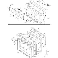 General Electric Refrigerator Parts Diagram Map Sensor Jb552gk1 Range Timer Stove