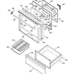 General Electric Refrigerator Parts Diagram 3 4 Way Switch Wiring Jbp56gr1 Range Timer Stove