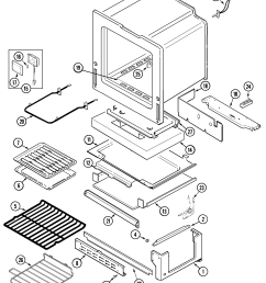 jgs8750adb slide in gas range oven base parts diagram [ 2241 x 2693 Pixel ]