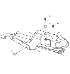 jkp15ba2bb electric oven door lock parts diagram [ 2320 x 2475 Pixel ]