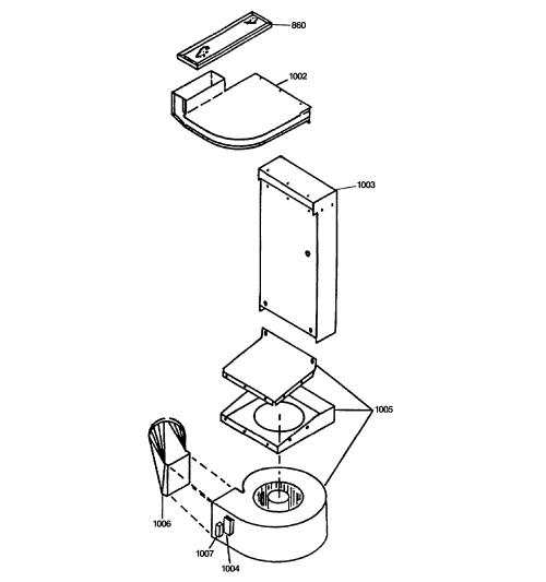 small resolution of jsp69wvww 30 slide in downdraft range ventilation parts diagram