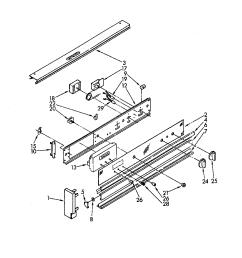 kebi100vbl electric built in oven control panel parts diagram [ 864 x 1100 Pixel ]