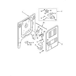 KitchenAid KERC607HBS4 Electric Freestanding Range Timer