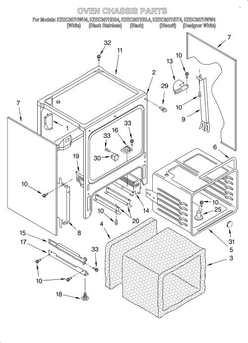 small resolution of kitchenaid kesc307hbt4 electric slide in range timer stove clocks kitchenaid superba wall oven wiring diagram