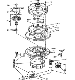 kitchenaid dishwasher schematics wire management wiring diagram kitchenaid dishwasher wiring diagram wiring diagram kitchenaid dishwasher [ 864 x 1089 Pixel ]
