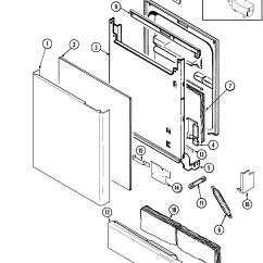 Maytag Dishwasher Wiring Diagram Matson Dual Battery Isolator Mdb6000awa Timer Stove Clocks And Appliance Timers