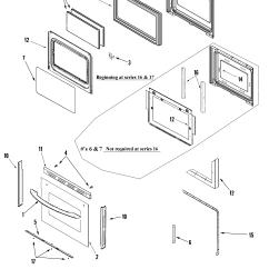 Double Door Parts Diagram Honda Fourtrax 300 Wiring Maytag Mgr6875adb Gemini 30 Quot Oven Freestanding Gas