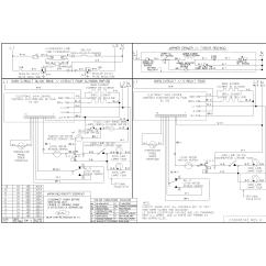 Electric Oven Wiring Diagram Nordyne Air Handler Frigidaire Pfef375cs2 Range Timer Stove Clocks