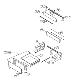 ref30qw freestanding electric range storage drawer and base parts diagram [ 800 x 1024 Pixel ]