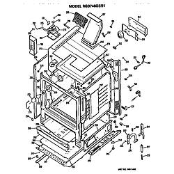 Ge Oven Control Panel Wiring Diagram GE Oven Door Wiring