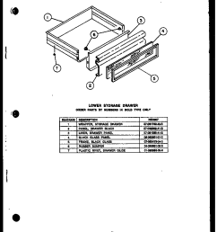 rsd30 gas ranges lower storage drawern200e09 gas components parts diagram lower oven electrical  [ 912 x 1130 Pixel ]